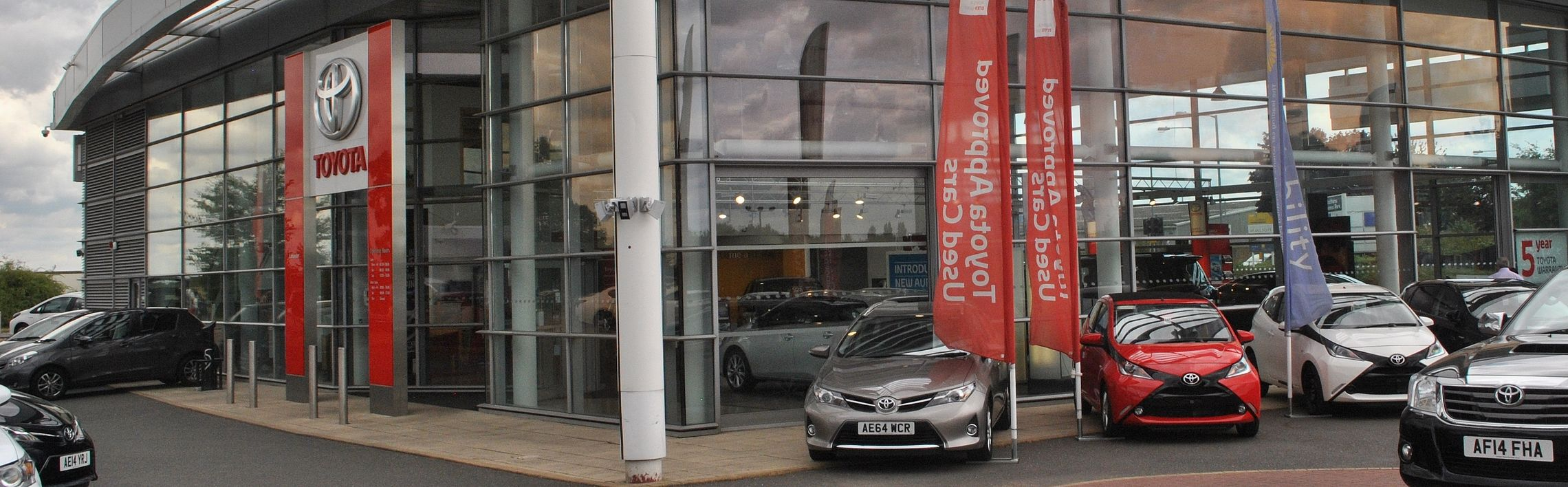Steven Eagell Toyota (Cambridge)